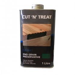 Cut 'N' Treat End Grain Preserative - Green