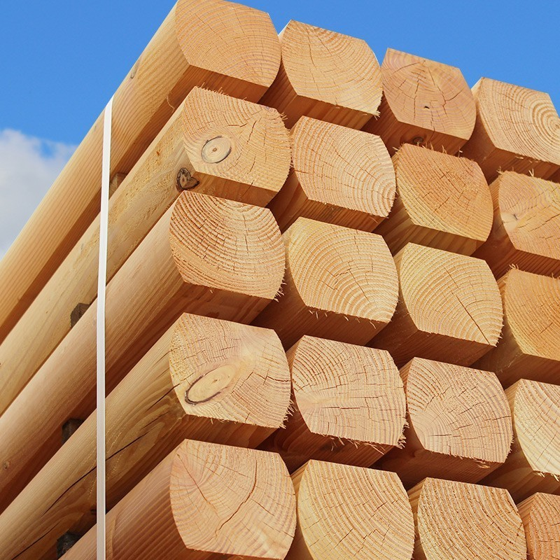 Machine/ Moulded Landscaping Sleepers - Pallet of 50 (1200 x