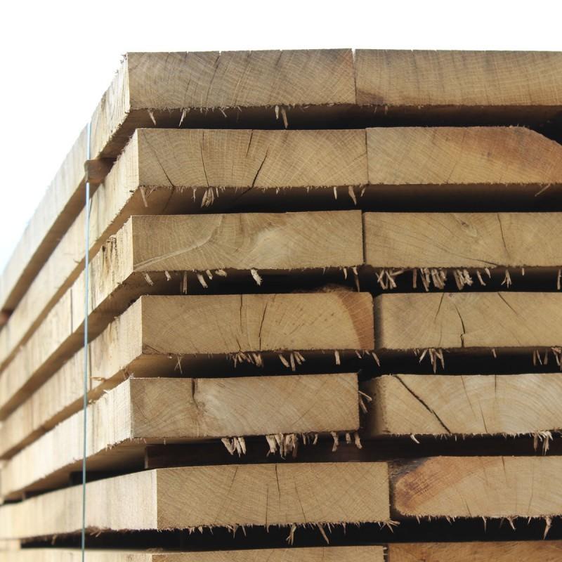 New Untreated Oak Sleepers (200 x 50 mm)