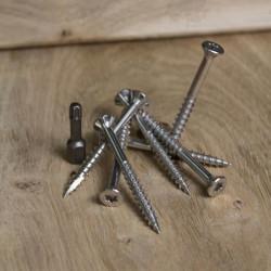 Timber Titan Stainless Steel Decking Screws 63mm